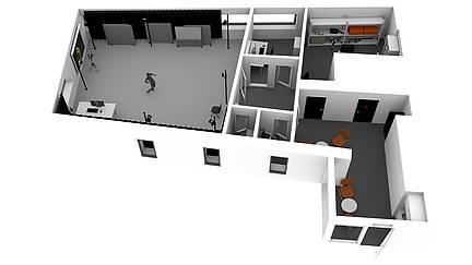 Motion capture | Humanities Lab, Lund University