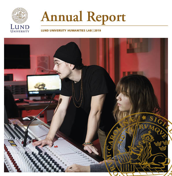 annual report from page